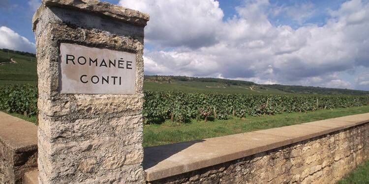 Top 3 of the most expensive French wines